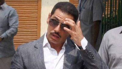 Robert Vadra clears the air says will not enter active politics till he clear his name