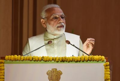 PM Modi inaugurates National Legislators Conference on 'We For Development'