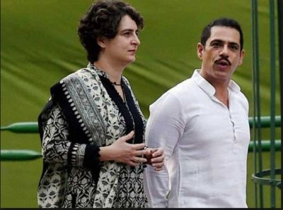 Robert Vadra made a clear hint about his Political debut…read inside