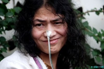 Irom Chanu Sharmila lost from Thoubal constituency