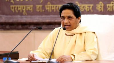 Mayawati commented on the result of UP Assembly Elections 2017