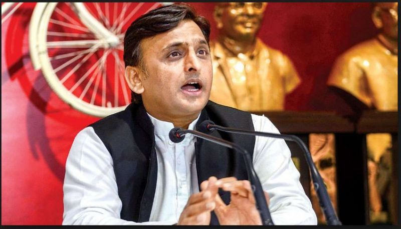 Congress  should learn from BJP, way to manage alliance: Akhilesh Yadav