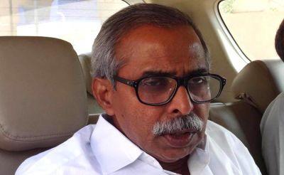 Former MP Vivekananda Reddy found dead in the bathroom