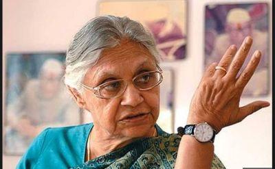 Former PM Manmohan Singh Was not tough in tackling terrorism as PM Modi: Sheila Dikshit