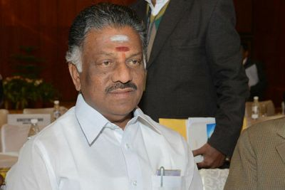 Panneerselvam meets EC for claim of AIADMK symbol