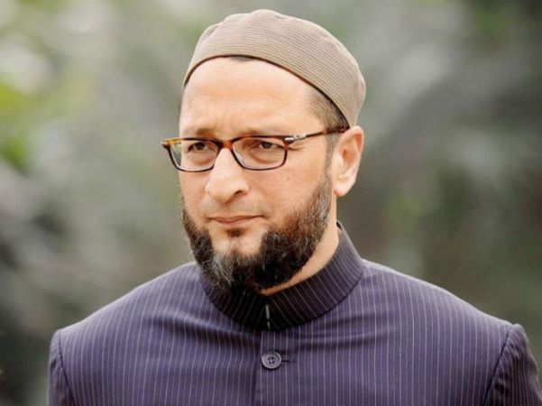 Owaisi attacks Modi over China's stand on Azhar