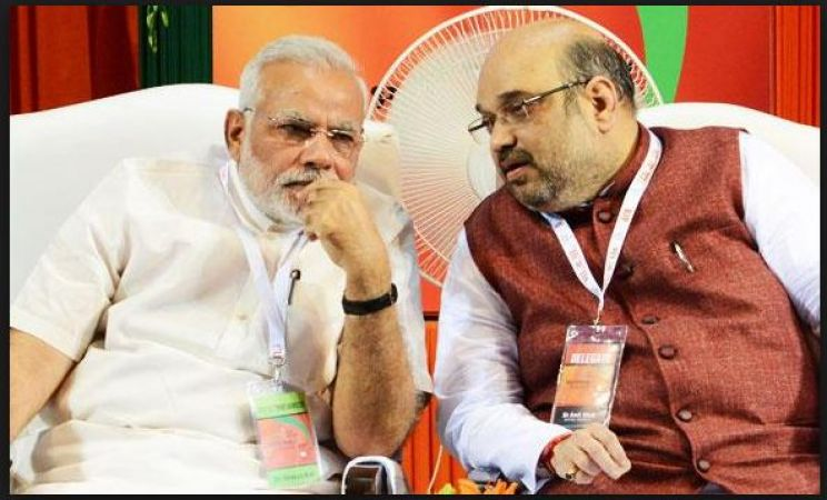 BJP's first list of 100 candidates expected for LS Poll expected to release today at 4 PM