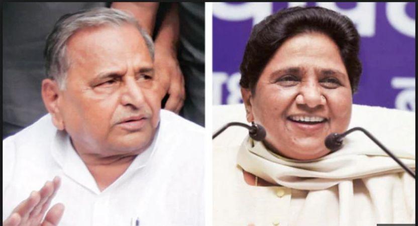 Mayawati will campaign for Mulayam Singh on LS poll