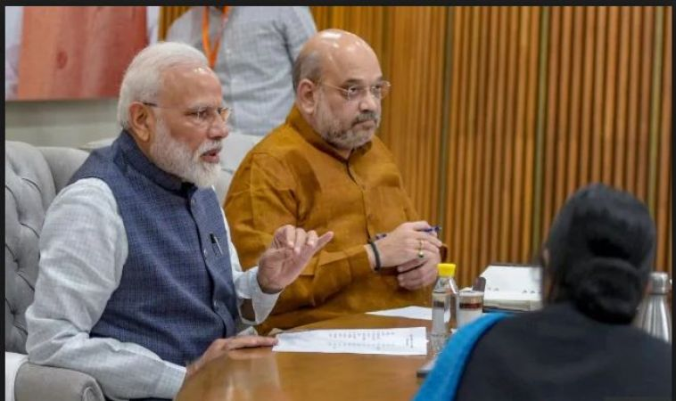 BJP held Party meeting at 2 am to shortlist candidates for LS Poll election