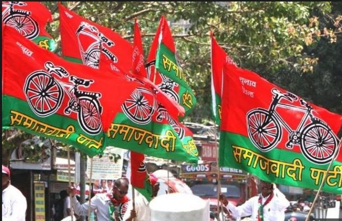 BJP MP again switches back to and joins SP, nominated from Banda Lok sabha Seat