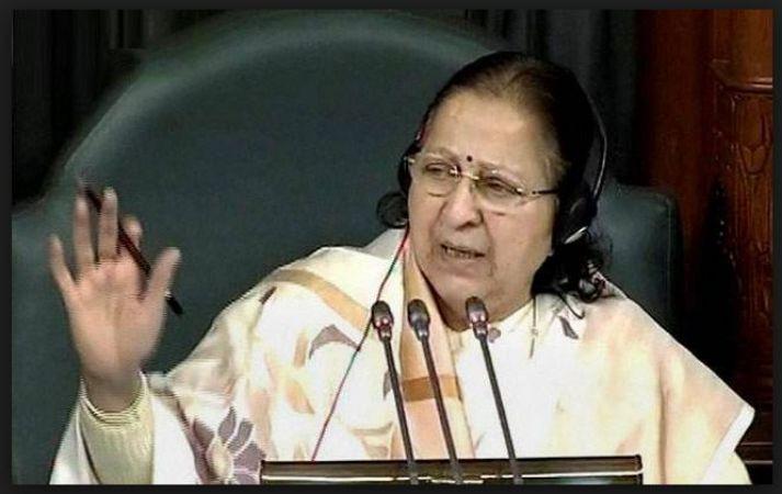 Senior BJP leader warned this on seat nomination to Indore MP Sumitra Mahajan…read inside