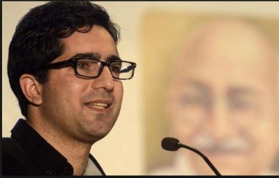 Former IAS officer Shah Faesal launched his political outfit in Jammu and Kashmir