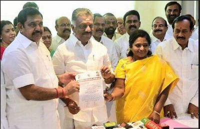 AIADMK announced constituencies list to contest in LS Poll