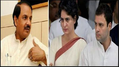 """Pappu ki Pappi"" Priyanka Gandhi; Union minister heat controversial comment"