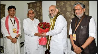 After RSLP quit alliance, BJP gives away a few key seats to JD(U) and LJP in Bihar