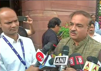 BJP is ready to face no-confidence motion: Ananth Kumar