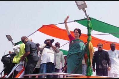 Priyanka Gandhi will visit PM Modi constituency Varanasi Today