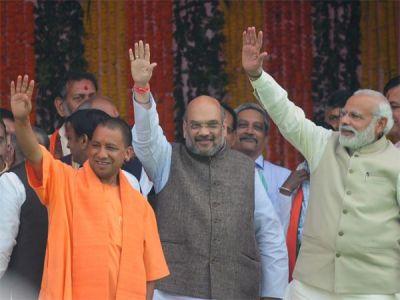 Yogi Adityanath to reach Delhi, will meet Prime Minister, President and Amit Shah