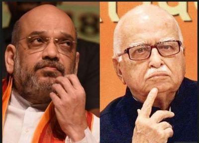 BJP Amit Shah will contest on the seat  of LK Advani from Gandhinagar