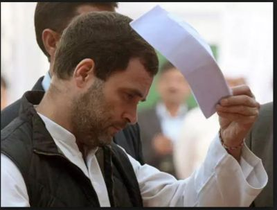 Another serious jolt to Rahul Gandhi, senior Congress leader and MP likely to join BJP soon