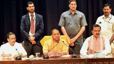 CM Yogi Adityanath bans use of pan masala and tobacco in government offices