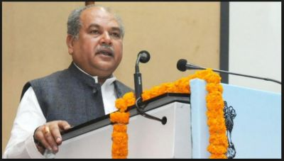 Union Minister Narendra Singh Tomar shift base to Morena to contest LS Poll