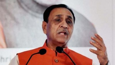 If Congress wins, Diwali will be celebrated in Pakistan: Gujarat CM Vijay Rupani