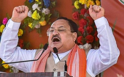 Nadda Slams CPI-M and Congress, says they are 'ideologically confused'