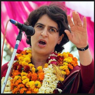 Priyanka Gandhi will kick-start her three-day election campaign from Amethi, today