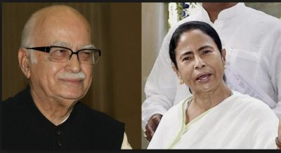 BJP  insulting veteran leader LK Advani by leaving him out of candidate list: Mamta Banerjee