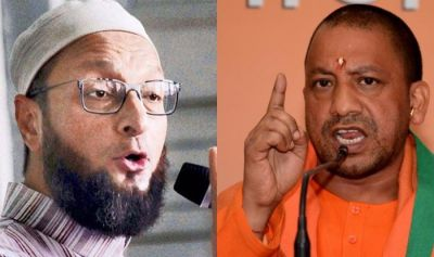 Owaisi fired on Uttar Pradesh CM Yogi for creating hatred