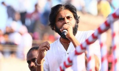 Pawan Kalyan's warning to YSRCP Chief Y.S. Jagan Reddy