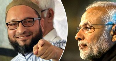 Asaduddin Owaisi: There is no Modi wave like 2014
