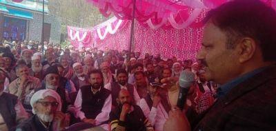 """Khuda Kasam Modi ko jail me thonk dunga"", Javed Ahmed Rana Attacked Narendra Modi"