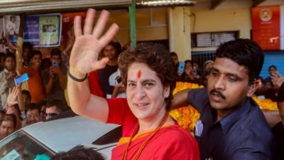 Will contest elections if party wants:  Priyanka Gandhi Vadra