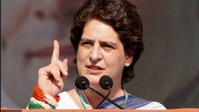 Priyanka Gandhi is on a three-day visit to UP, will be visiting Ayodhya disputed land