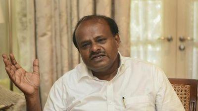 BJP: Karnataka CM HD Kumaraswamy should resign