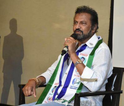 YSRCP leader Mohan Babu fired on CM Chandrababu Naidu