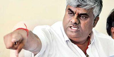 HD Revanna demands EC to transfer Hassan Deputy Commissioner