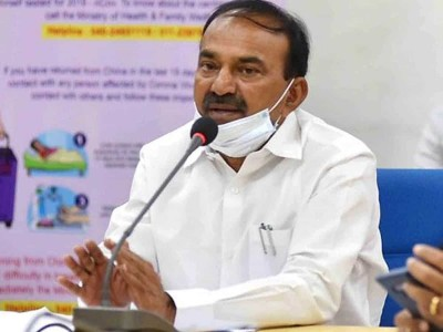 In probe of land acquisition and CBI inquiry, Health Minister came forward and says this