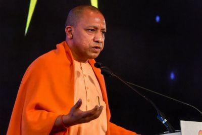 'Congress Has Lies in Its DNA, How Will It Give Nyay': Adityanath Hits Out At Opposition