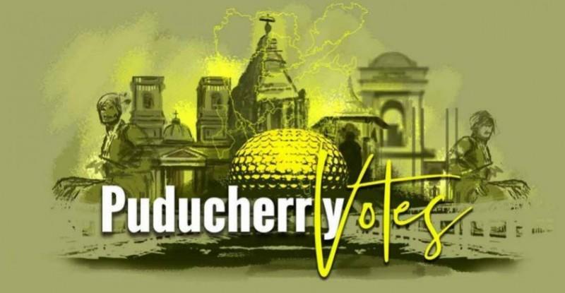पुडुचेरी में बनेगी एनडीए की सरकार, 12 विधानसभा सीटों पर दर्ज की जीत