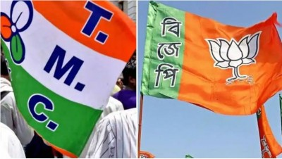 Election Result 2021 LIVE Updates:  West Bengal TMC, BJP live status