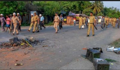 Poll related violence in West Bengal: One soldier killed and one injured