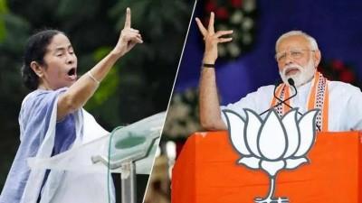 TMC looks set to retain power in West Bengal, CM Mamata to lose Nandigram