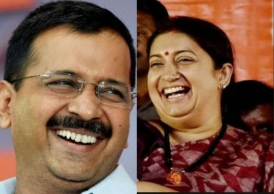 Before election result to be declared; Smriti Irani and Arvind Kejriwal is on top of the world for this reason