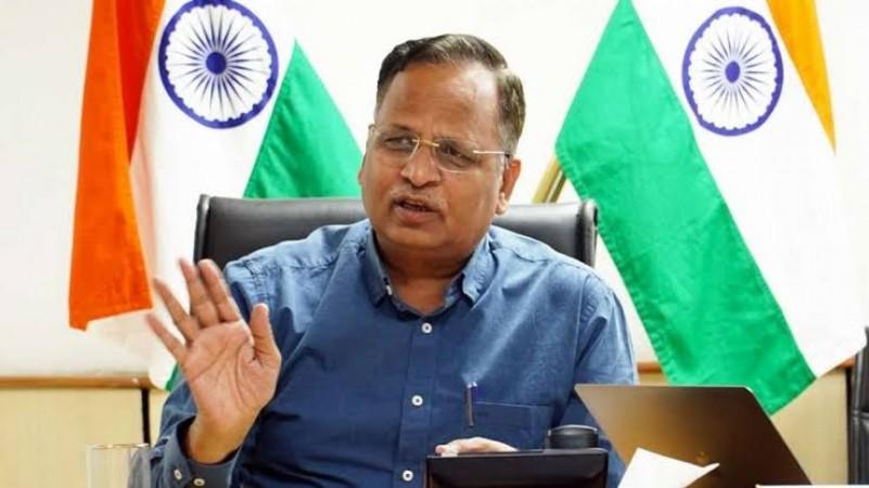 दिल्ली के स्वास्थ्य मंत्री के पिता की मृत्यु पर सीएम केजरीवाल ने जताया दुःख