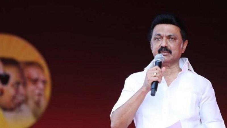 एमके स्टालिन ने तमिलनाडु डीएमके को सत्ता में लाने के लिए समर्थकों का किया धन्यवाद