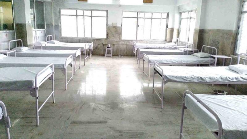 YSRCP युवा नेता और Ongole सांसद ने किया 50 बिस्तरों का दान