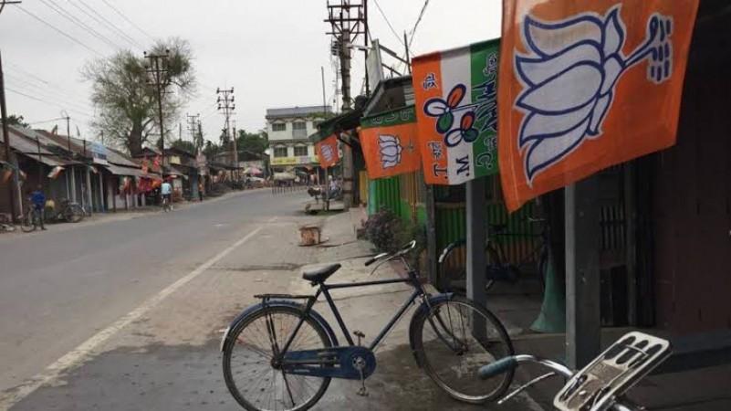 पश्चिम बंगाल में चुनाव के भड़की हिंसा तो गृह मंत्रालय ने मांगी रिपोर्ट